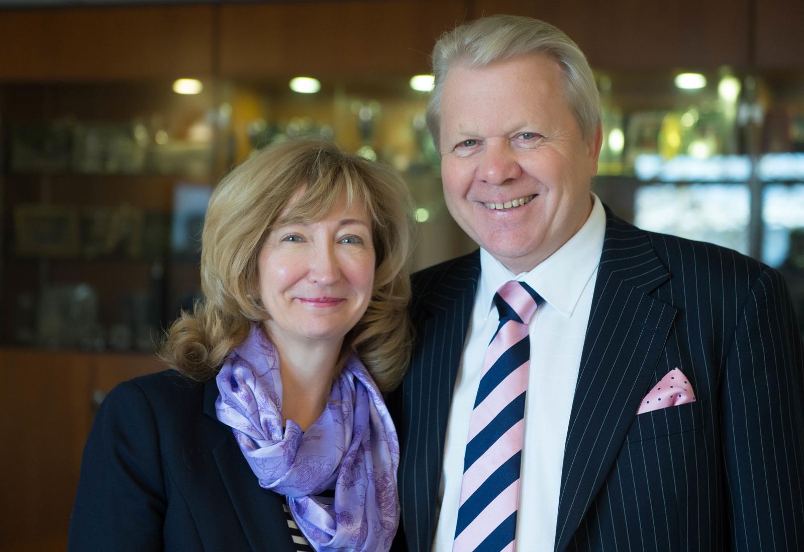 Wynn Foundation | Graham and Jenny Wynn